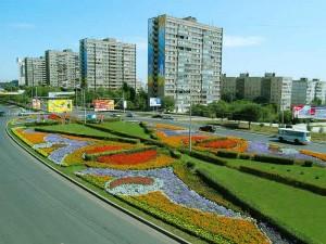 Современный Оренбург