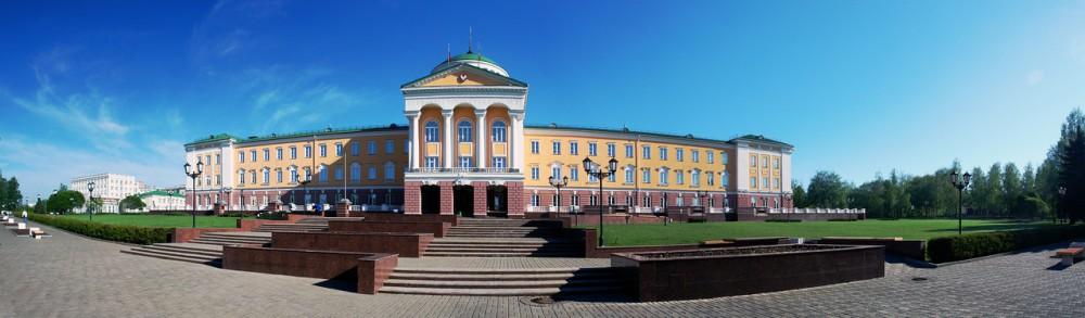 Ижевск: Президентский дворец