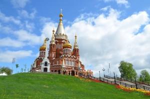 Ижевск: Свято-Михайловский собор