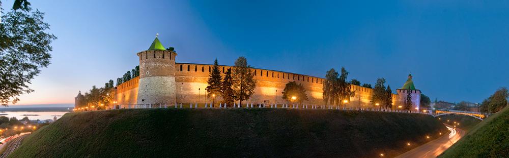 Нижний Новгород: Кремль