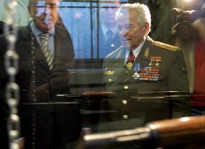 Ижевск: музей Калашникова