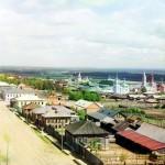 Панорама Чердыни