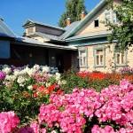 Вид дома музея Чкалова