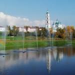 Фонтан на Шишкинских прудах