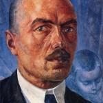Портрет Петрова-Водкина
