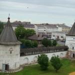 Стены Михайло-Архангельского монастыря