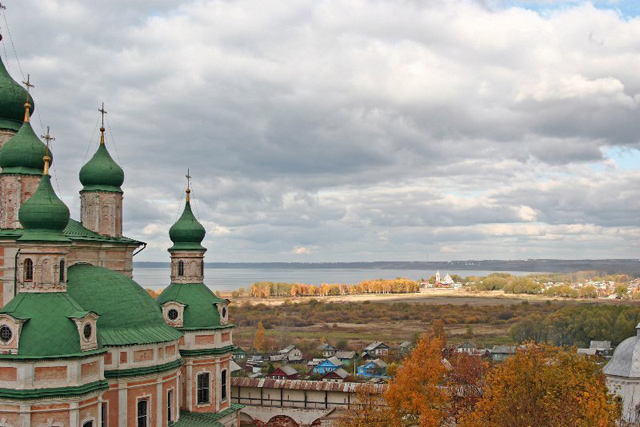 Купола Переяславля
