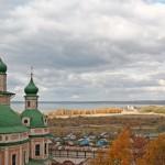 Купола Переславля