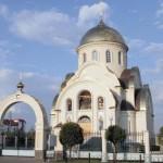 Храм Преподобного Сергия Радонежского в п.Ростоши близ Оренбурга