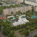 Микрорайон Оренбурга