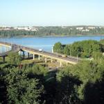 Панорама моста