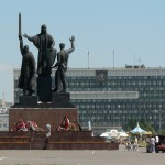 Памятник героям войны и тыла
