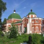 Церковь Георгия Великомученника