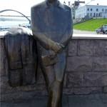Памятник Льву Останину