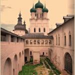 Купола кремля