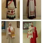 Удмуртский нацианальный костюм