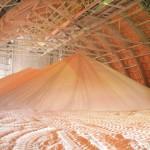 Добыча калийной соли