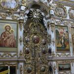 Иконостас Богоявленской церкви
