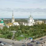Панорама Соликамска