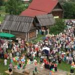 Гуляние на праздник Огурца