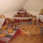 В Костормском музее льна и бересты