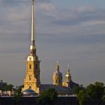 Собор святых Петра и Павла в Петропавловской крепости