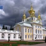 Петергоф: Большой дворец