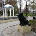Пермь: сад им. Свердлова в Мотовилихе