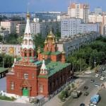 Пермь: Архиерейское Подворье храма Вознесения Господня