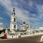 Пермь. Свято-Троицкий Стефанов мужской монастырь.