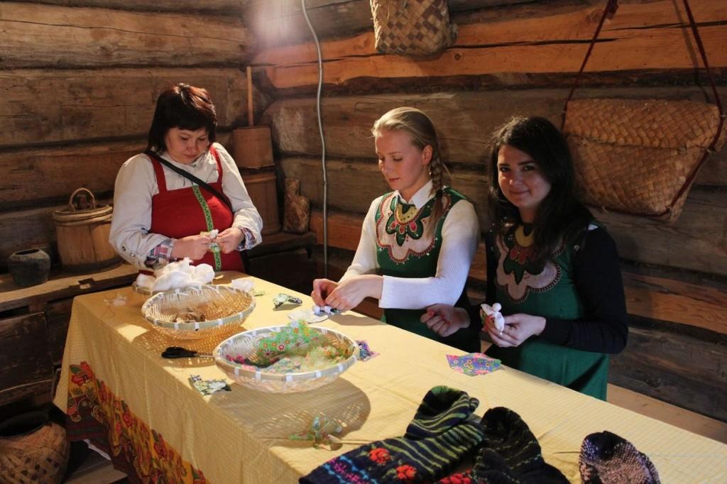 Хохловка: погружение в крестьянский мир