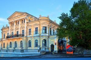 Пермь: дом Мешкова