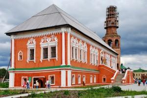 Усолье: палаты Строгановых