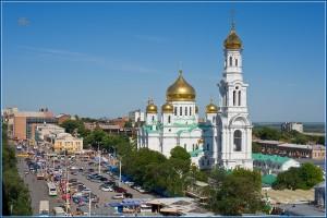 Ростов-на-Дону: кафедральный собор