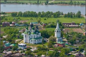 Старочеркасская. Войсковой Воскресенский собор.