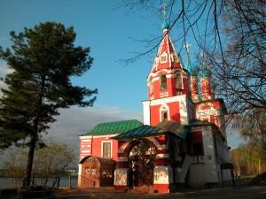 Углич: Церковь Димитрия на крови