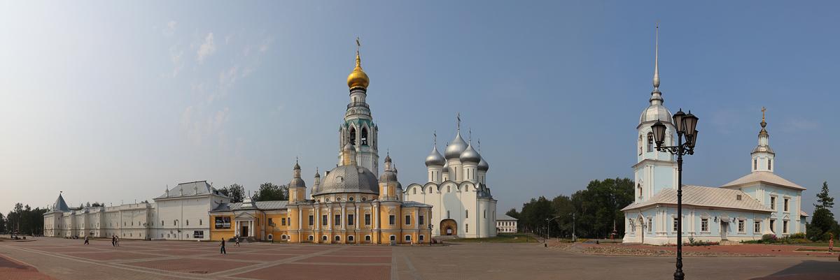 Вологда: Кремль