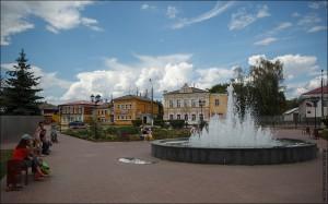 Богородск: Красная площадь