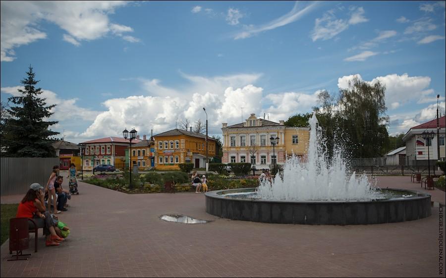 Богородск - это красивый и уютный город, который вырос из небольшого поселения в 16 веке