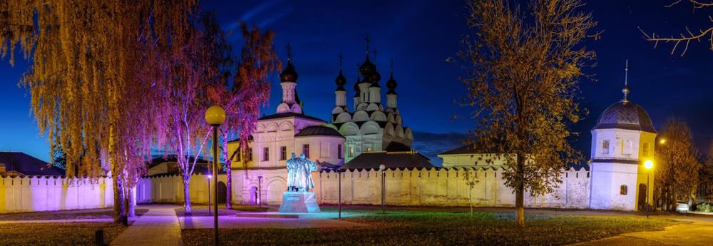 Муром: Троицкий монастырь