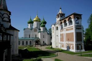 Суздаль, Спасо-Ефимьевский монастырь