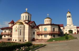 Свято-Богородичний Казанский мужской монастырь
