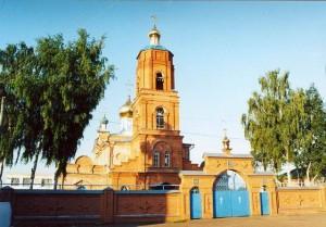 Троицкий собор в Тетюшах