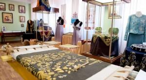 Торжок, музей Золотого шитья