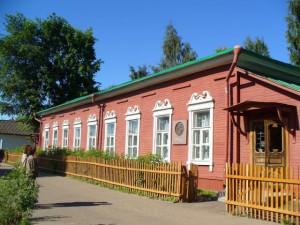 Торжок, музей А.С. Пушкина