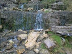 Изборск: Славянские водопады