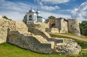 Изборск: крепость
