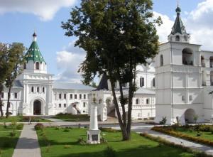 Кострома: Ипатиевский монастырь