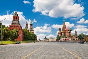 Москва: Васильевский спуск